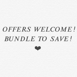OFFER AND BUNDLE TO SAVE!